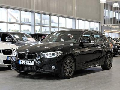 begagnad BMW 120 d xDrive M Sport 190hk Euro 6 -18