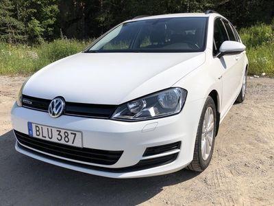 używany VW Golf Variant VII 1.6 TDI BlueMotion Sportscombi (110hk)