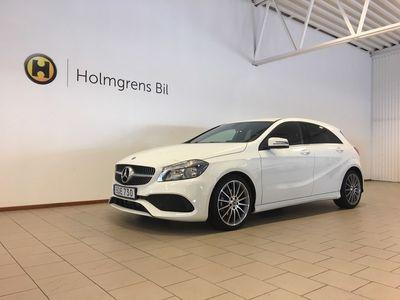 begagnad Mercedes A180 Aut AMG / Backkamera