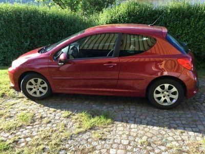 begagnad Peugeot 207 1,6 HDI 3D