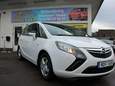 begagnad Opel Zafira Tourer 1.6 CDTI ecoFLEX Euro 6 136hk