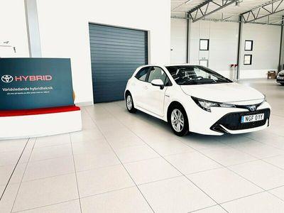 begagnad Toyota Corolla 1.8 Elhybrid 5dr (122hk) Aut