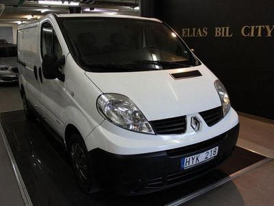 used Renault Trafic 2.0 DCI 13800 Mil Automat Drag