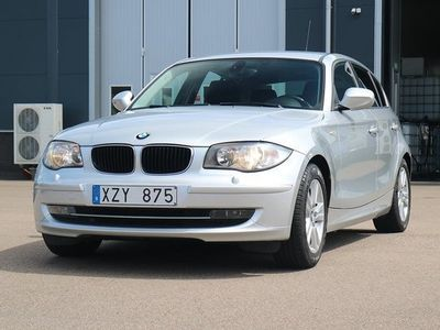 begagnad BMW 116 D COMFORT HK 2011, Personbil 79 900 kr