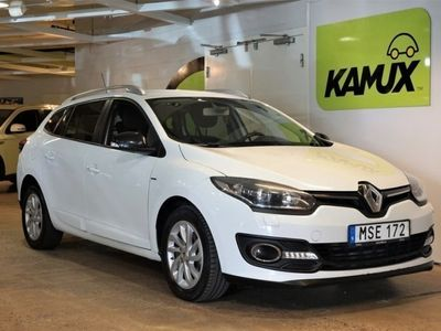begagnad Renault Mégane 1.5 DCI Sports Tourer Limited