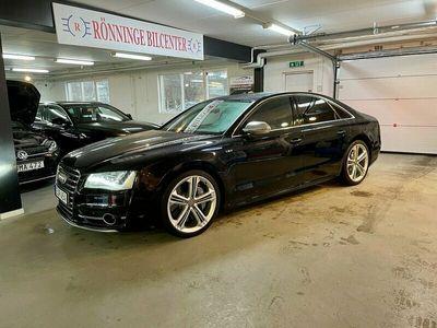 begagnad Audi S8 4H