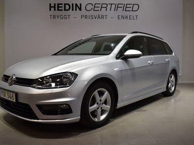 begagnad VW Golf SportCombi 1,4TSi R-line DSG Drag Vinterhjul