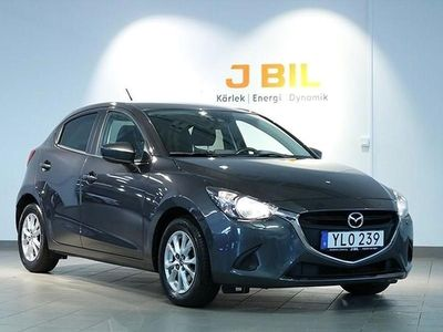 begagnad Mazda 2 Vision 1.5 90hk - DRAGKROK