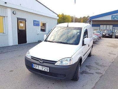 gebraucht Opel Combo SKÅP 1.3 CDTI