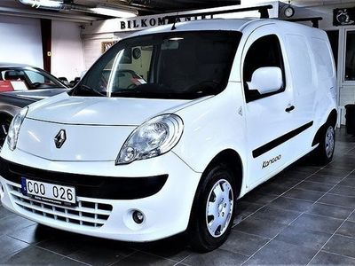 begagnad Renault Kangoo Express Maxi 1.5 dCi 86hk,NYserv,Bes,Drag