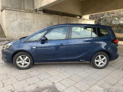 begagnad Opel Zafira Tourer 1.6 BIOGAS