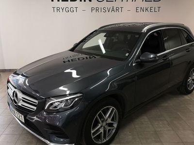 begagnad Mercedes GLC220 220d 4matic // Burmester //