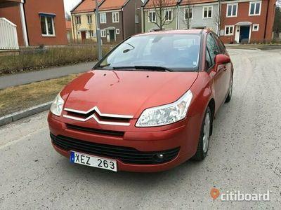 begagnad Citroën C4 1.6 5900 mil NY bess o servad