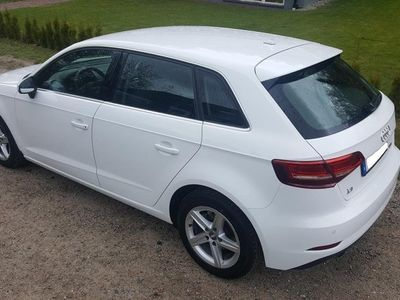 begagnad Audi A3 (Endast 6200 mil)
