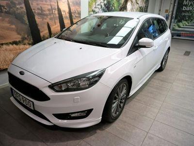 begagnad Ford Focus 1.0 125 ST-Line Kombi