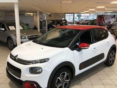 begagnad Citroën C3 Shine PT82 Backkamera/DAB