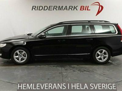 begagnad Volvo V70 D4 Momentum Euro6 181hk VoC Blis Drag