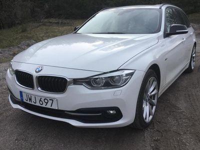 gebraucht BMW 318 d xDrive Touring, F31 (150hk)