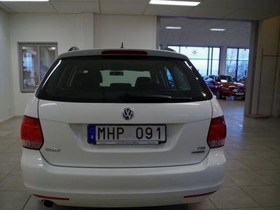 begagnad VW Golf Variant TDI 105