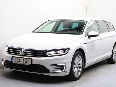 begagnad VW Passat SC GTE DSG6 Executive/Drag/P-värm Kombi