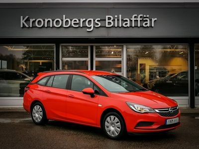 begagnad Opel Astra Sports Tourer 1.0 EDIT ecoFLEX Easytronic 105hk