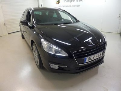 begagnad Peugeot 508 SW GT-Pack 2,2 HDi Auto (204hk)