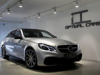 begagnad Mercedes S63 AMG EAMG 585HK Svensksåld
