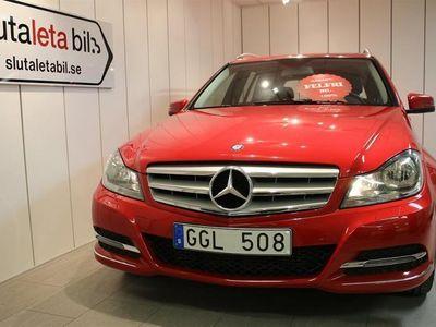 gebraucht Mercedes C200 CDI 2,0 Business Kombi Fullservad hos Mercedes 1 Ägare Kam