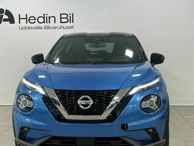 begagnad Nissan Juke DIG-T 117HP 7DCT N-CONNECTA 2021