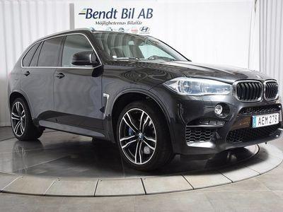 begagnad BMW X5 M 575hk M-Driver's