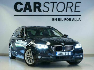 begagnad BMW 520 d xDrive 190HK Läder Drag