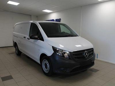 begagnad Mercedes Vito 116 CDI skåp lång Automat 279 000 ex moms