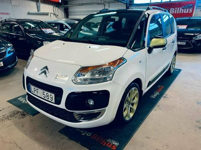 begagnad Citroën C3 Picasso NY KAMREM 1.6 HDi 92hk