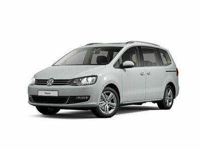 begagnad VW Sharan 1,4 TSI 150 DSG6