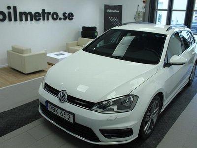 begagnad VW Golf Sportscombi TSI 150 GT AppCon