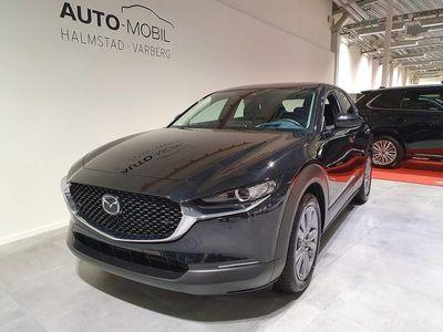 begagnad Mazda CX-30 2,0 Sky 180 hk AWD Aut Mildhybrid