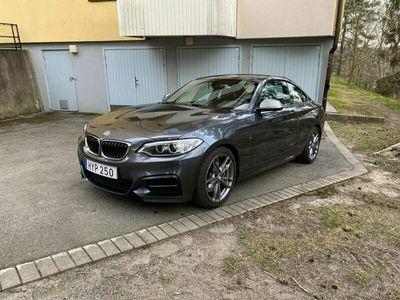 begagnad BMW M235