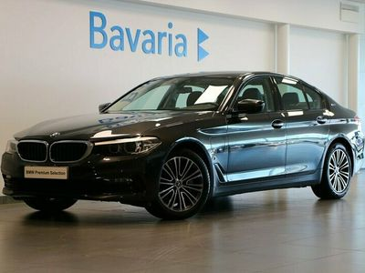 begagnad BMW 530 e Sport Line Plug in Hybrid Aut