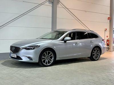 begagnad Mazda 6 Awd Optimum Automat