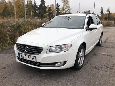 begagnad Volvo V70 II D3 (150hk)