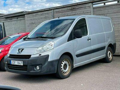 begagnad Peugeot Expert Skåpbil 2.0 HDi Ny besiktigad 136hk