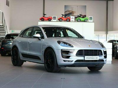 begagnad Porsche Macan GTS