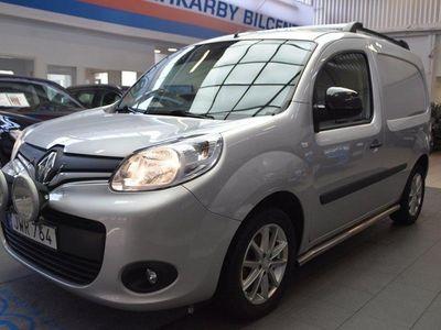 begagnad Renault Kangoo phII 1.5 dCi / Drag / Webasto / Moms