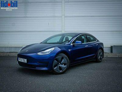 begagnad Tesla Model 3 Standard Range Plus