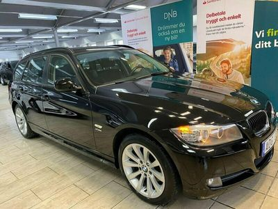 begagnad BMW 320 d xDrive Touring Aut*Nybesk*Nysevad*
