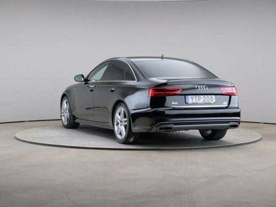 begagnad Audi A6 TDI 190 S-Tronic S-Line Plus