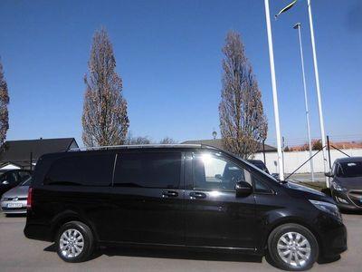 begagnad Mercedes V220 8-Sits/Skinn Euro 6 163hk