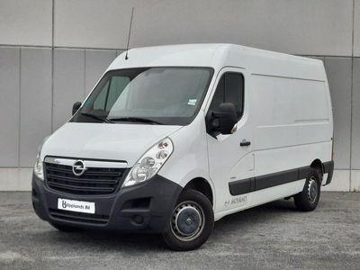 begagnad Opel Movano 2.3 CDTi SKÅP L2H2 LÅGSAKTT