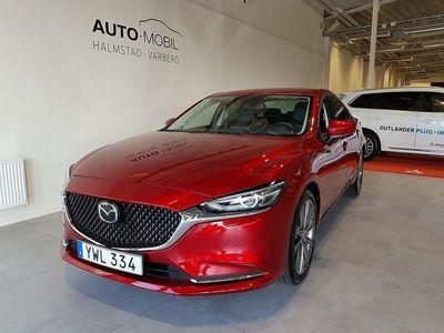 begagnad Mazda 6 Sedan 2.5 Aut 194hk Optimum