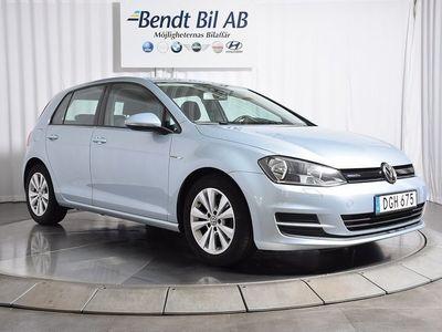 begagnad VW Golf 5-dörrar 1.6 TDI BlueMotion / Navi